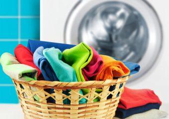 O que significam os símbolos das instruções de lavagem?