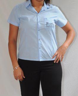 Camisa Social Feminina Administrativo