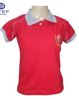 Camisa Polo Promocional Unisex