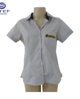 Camisa Social Feminina Mod2