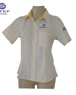 Camisa Social Feminina Mod3
